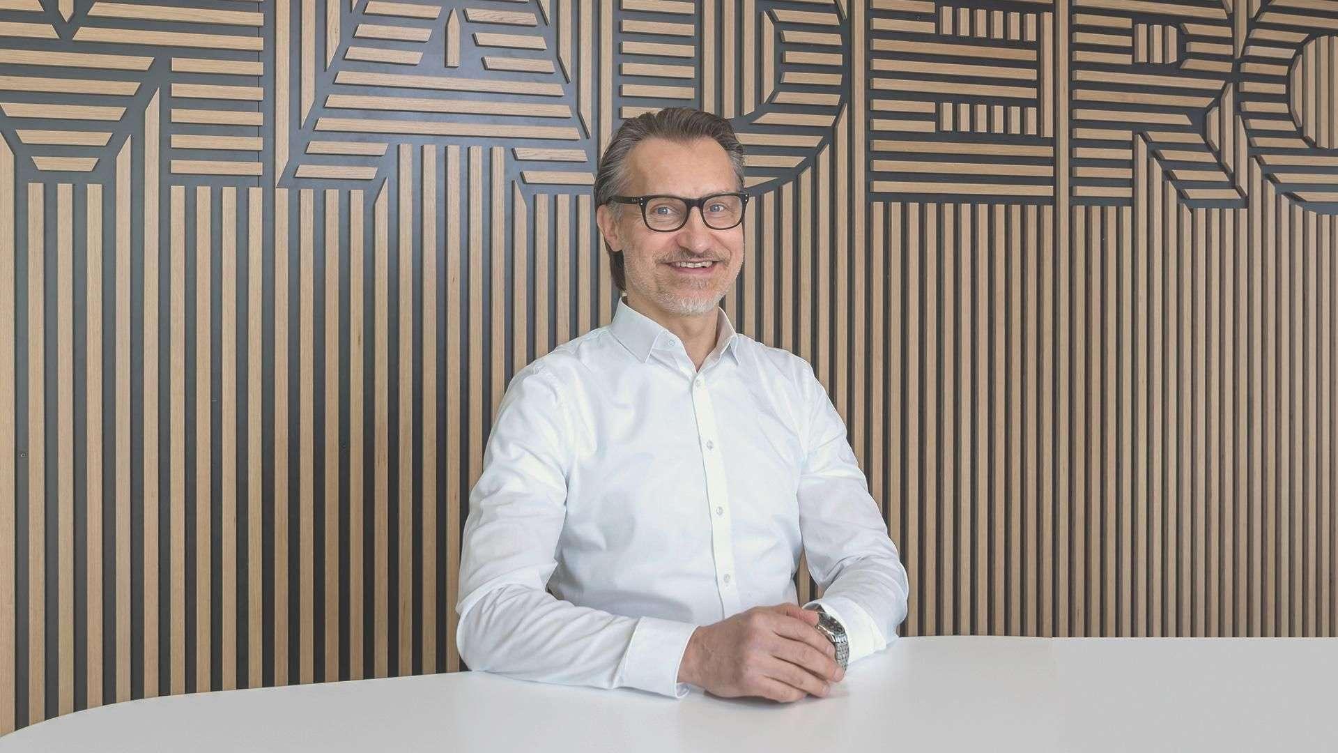 Portrait von Darius Podlewski