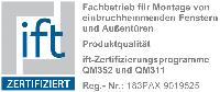 IFT Zertifiziert Logo