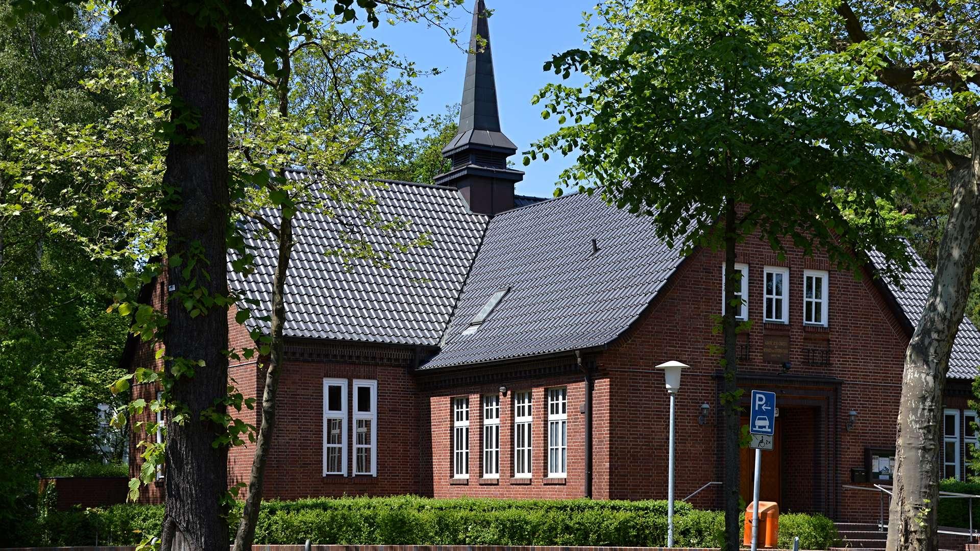 Kirche in Zehlendorf