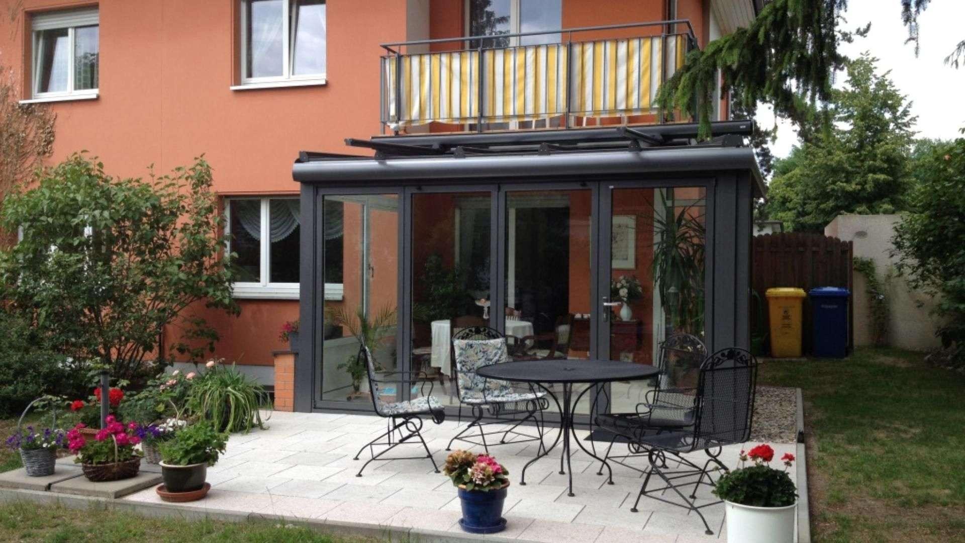 Gut gemocht Ideen für Wintergärten - Dürbusch-Referenzen aus Berlin FE75