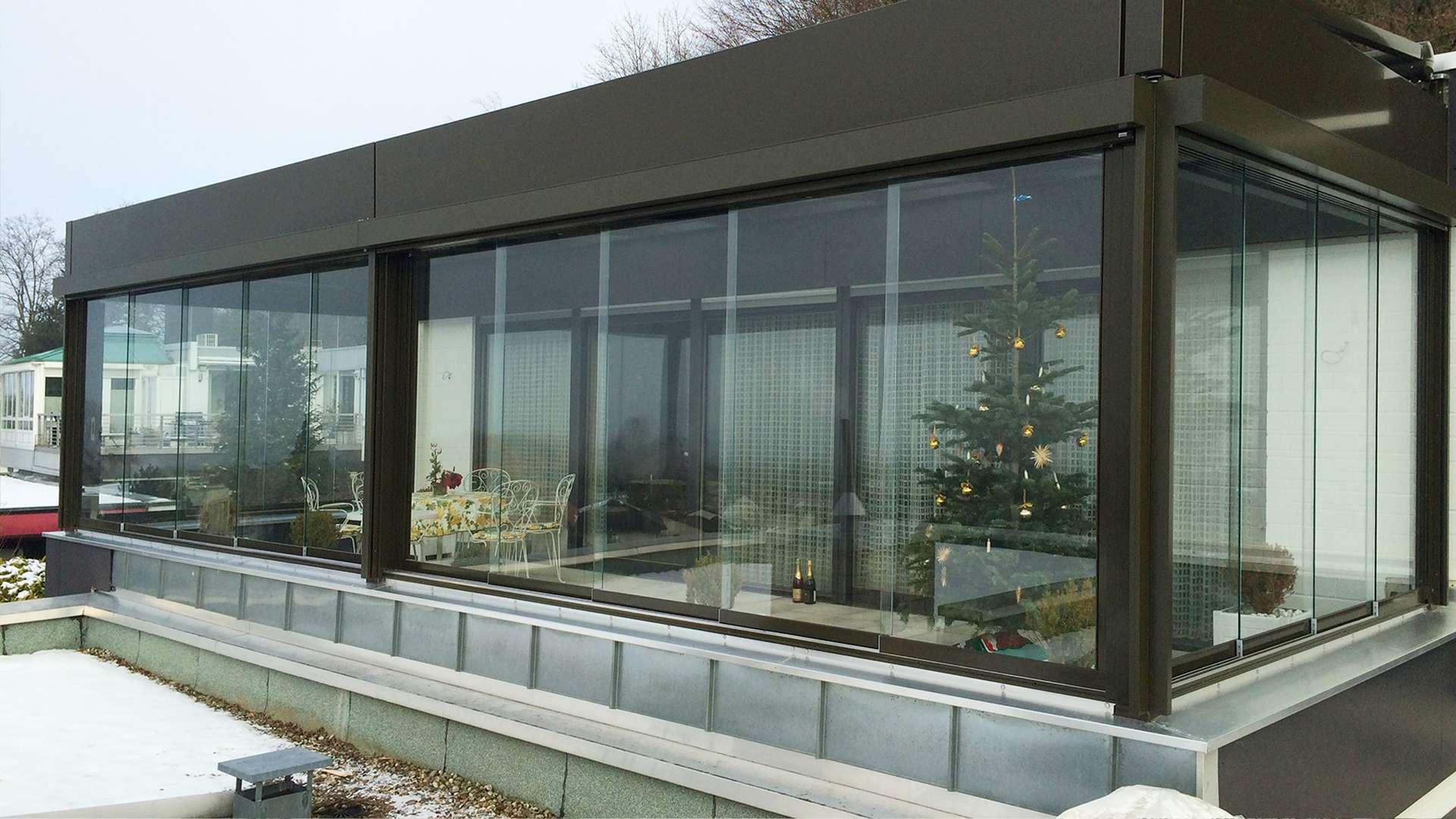 Fahrner Glashaus