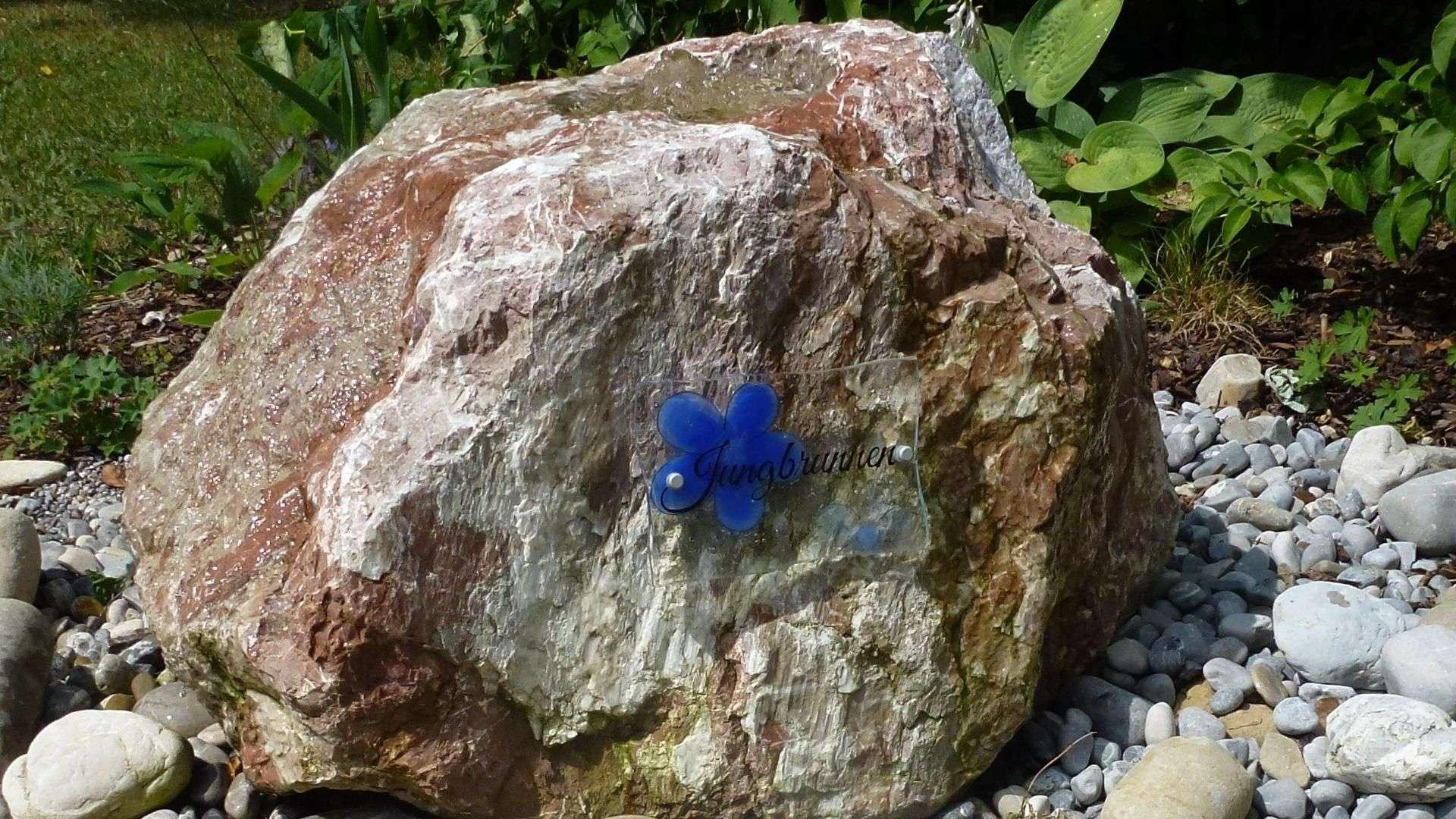Jungbrunnen der Blauen Blume in Kaufbeuren