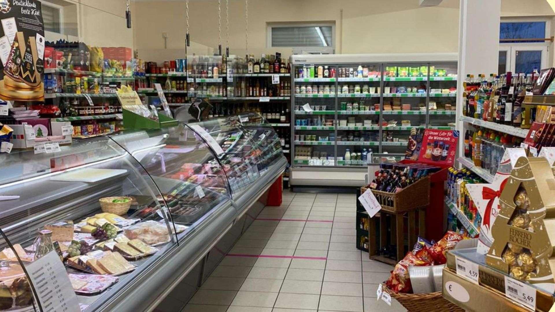 Dorfladen in Hurlach