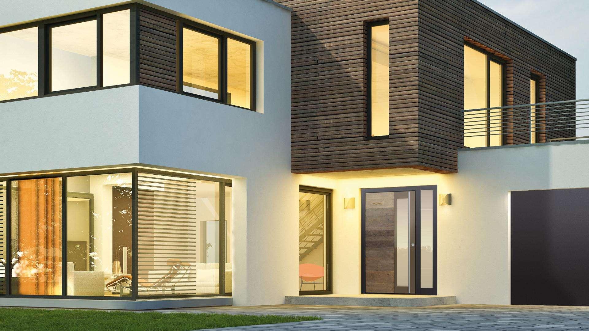Linara Haustür - Sicherheit trifft Design