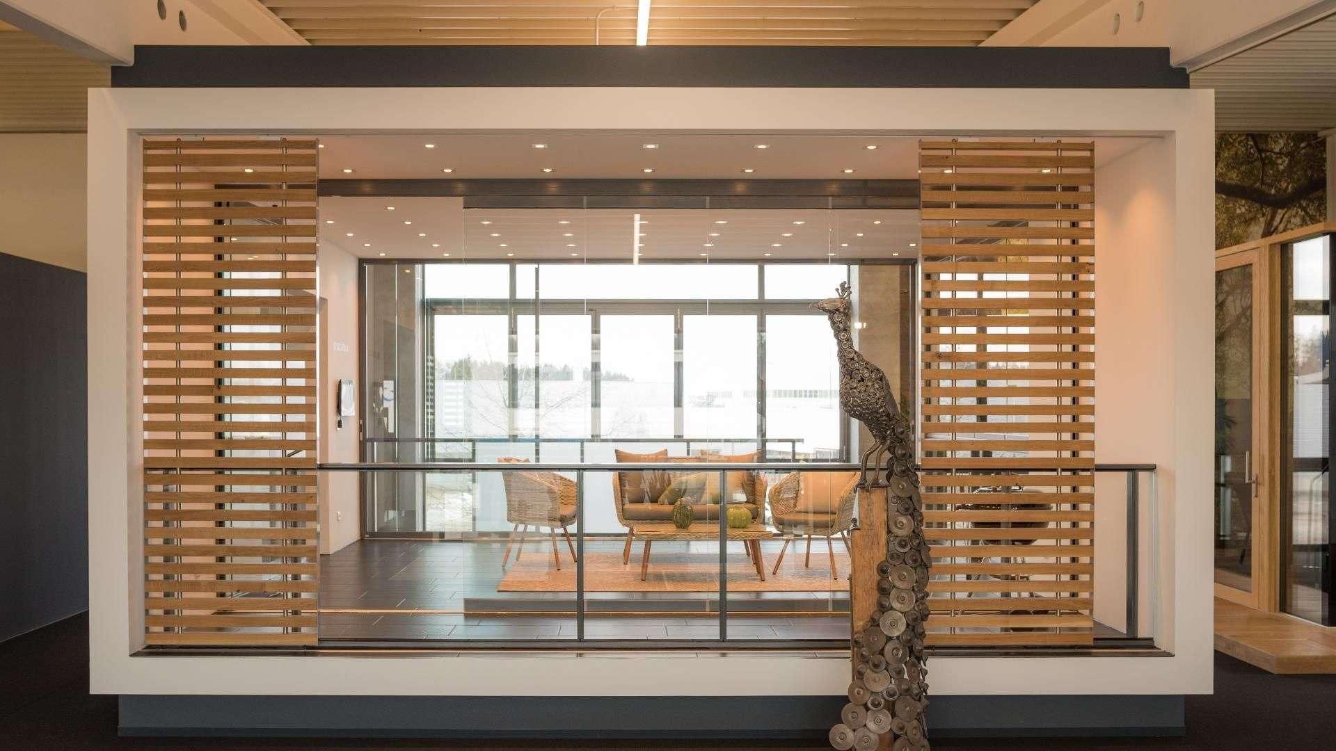 Haustüren und Fenster Studio Ausstellung von Linara in Kaufbeuren