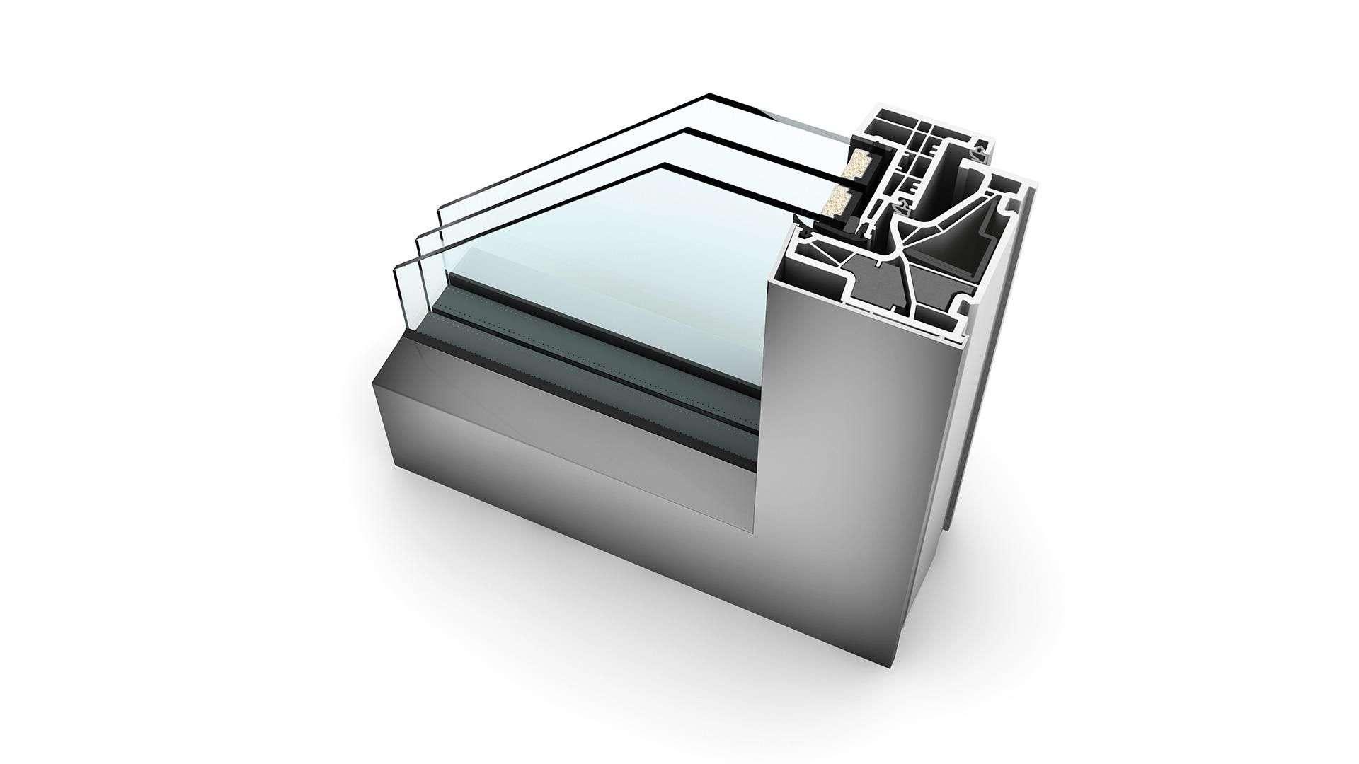 Linara Internorm Fenster KF-500