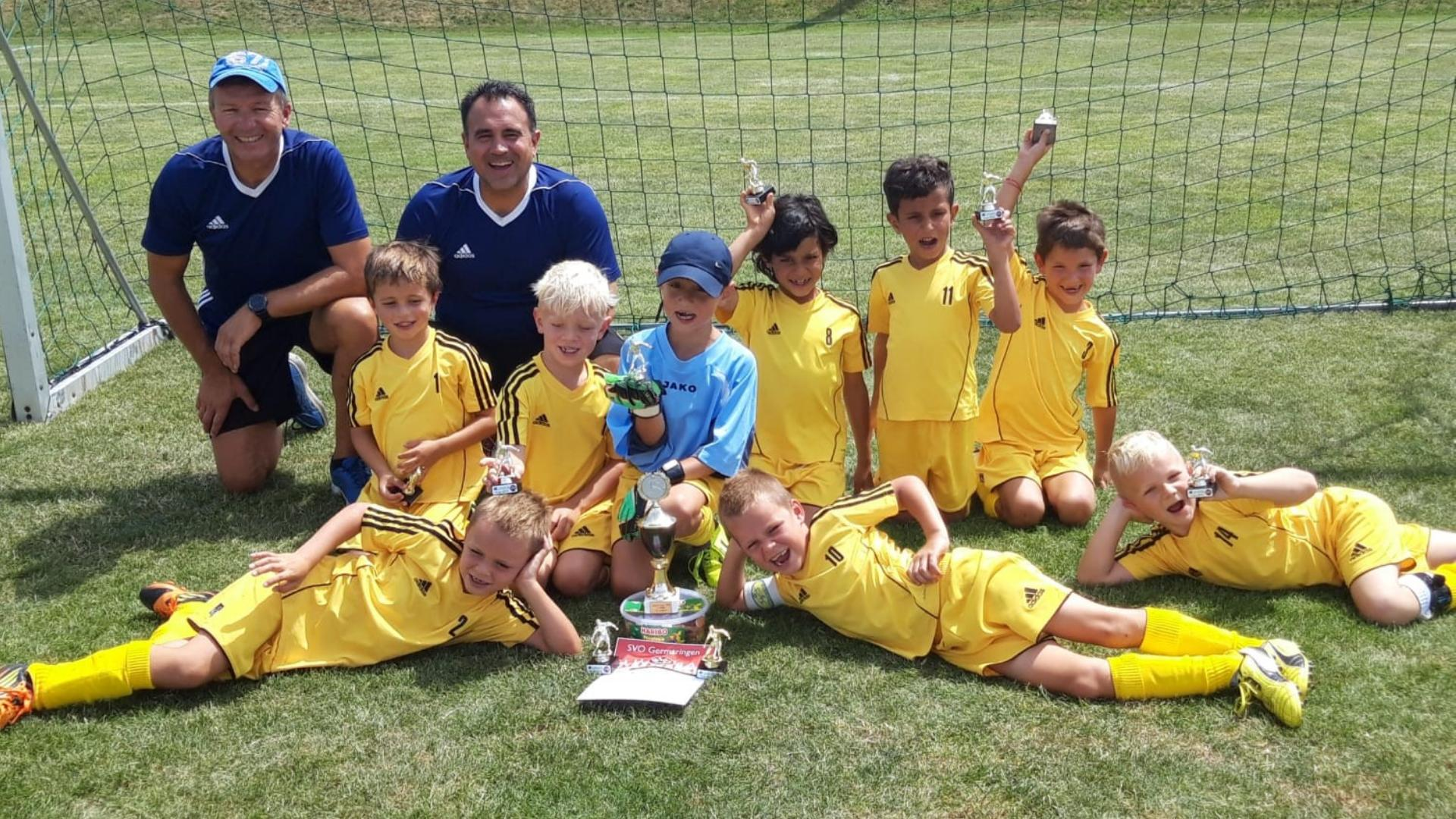 Linara Fußball Cup in Kaufbeuren