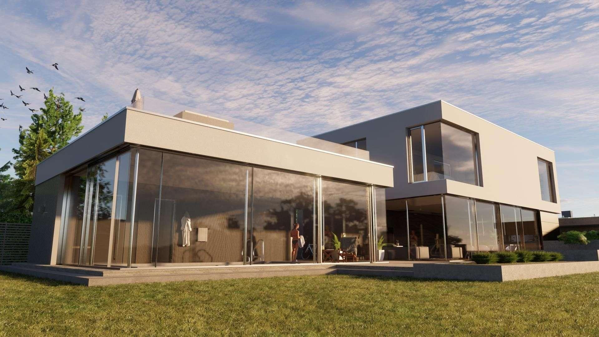 VR Visualisierung eines Neubaus