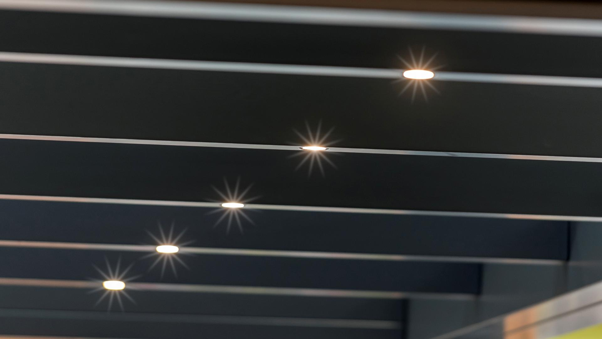 MADEROS Beleuchtung