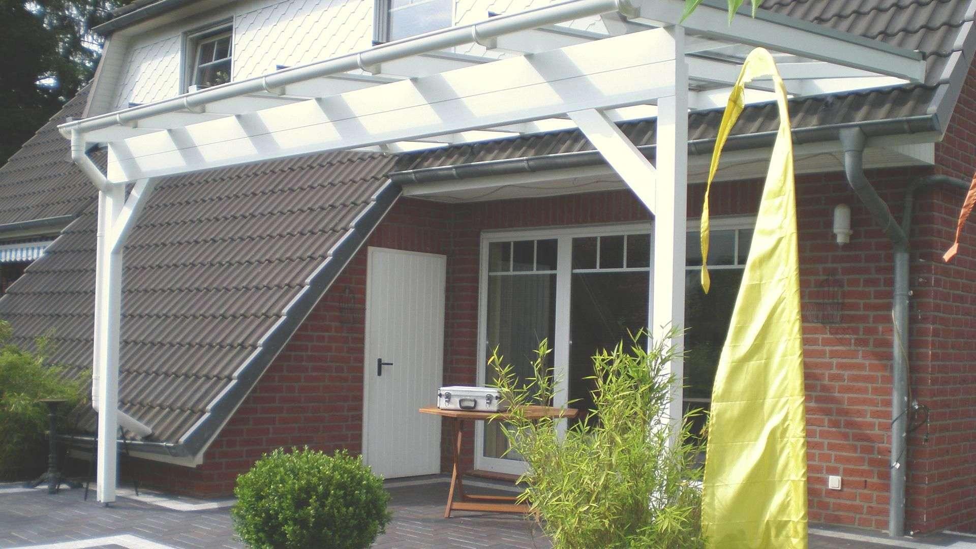 MADEROS Terrassendächer