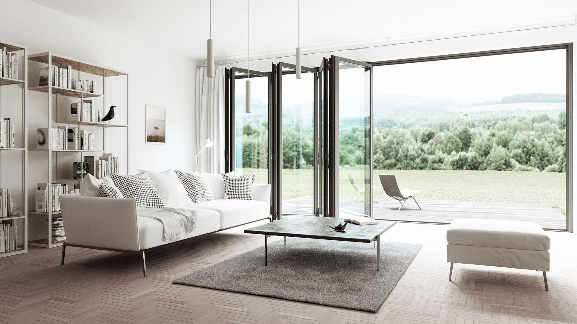 PROMOTEC Fensterbau GmbH - Glas-Faltwand