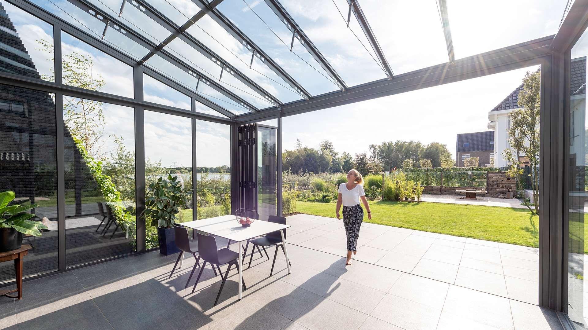 Wessendorf Fenster Gmbh Co Kg Wintergarten