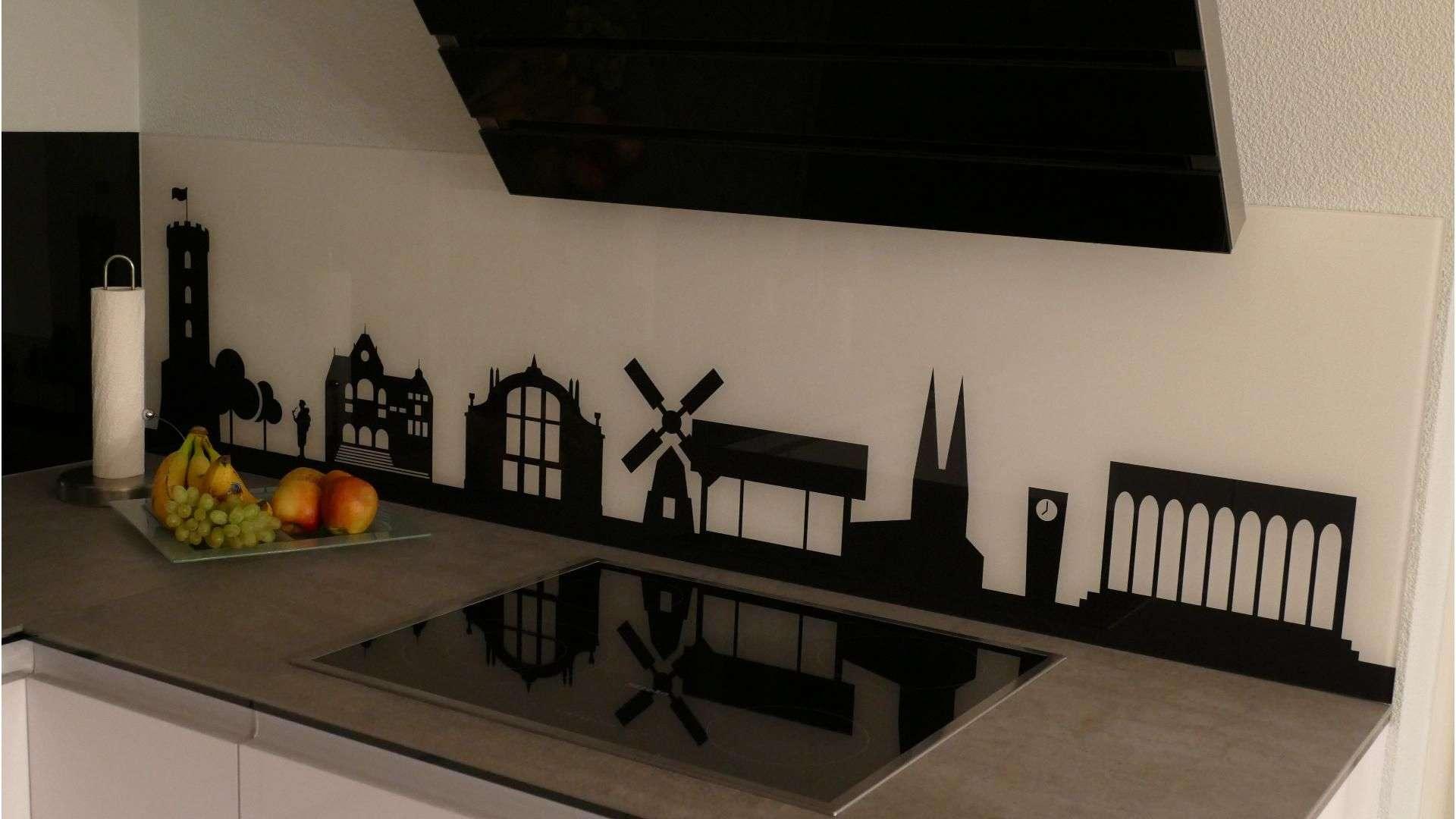 Menke Glas- und Küchenrückwand