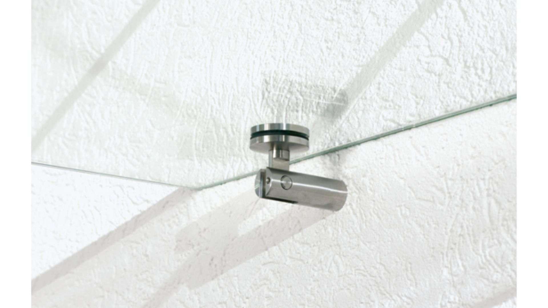 Wandhalterung eines Vordachs Typ Z 08