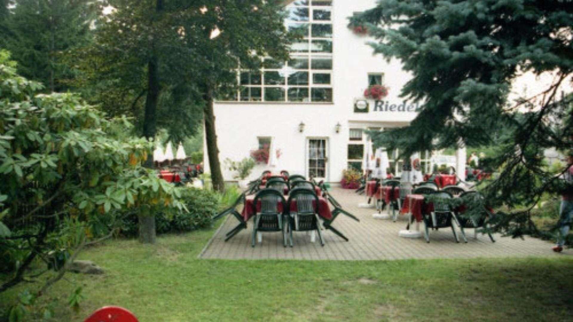Referenzen - Gaststätten-Pavillon