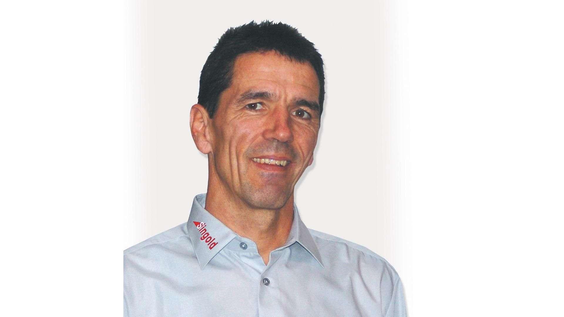 Portrait von Stefan Stehle