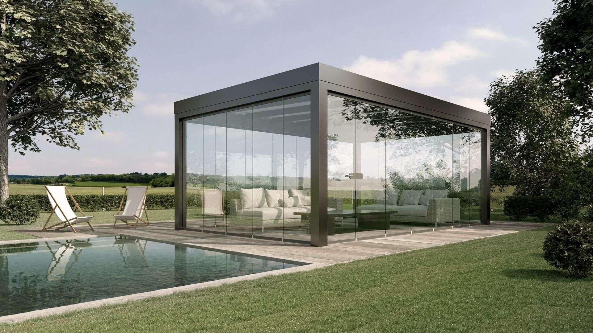 Wessendorf Fenster GmbH & Co. KG - Terrassenüberdachung
