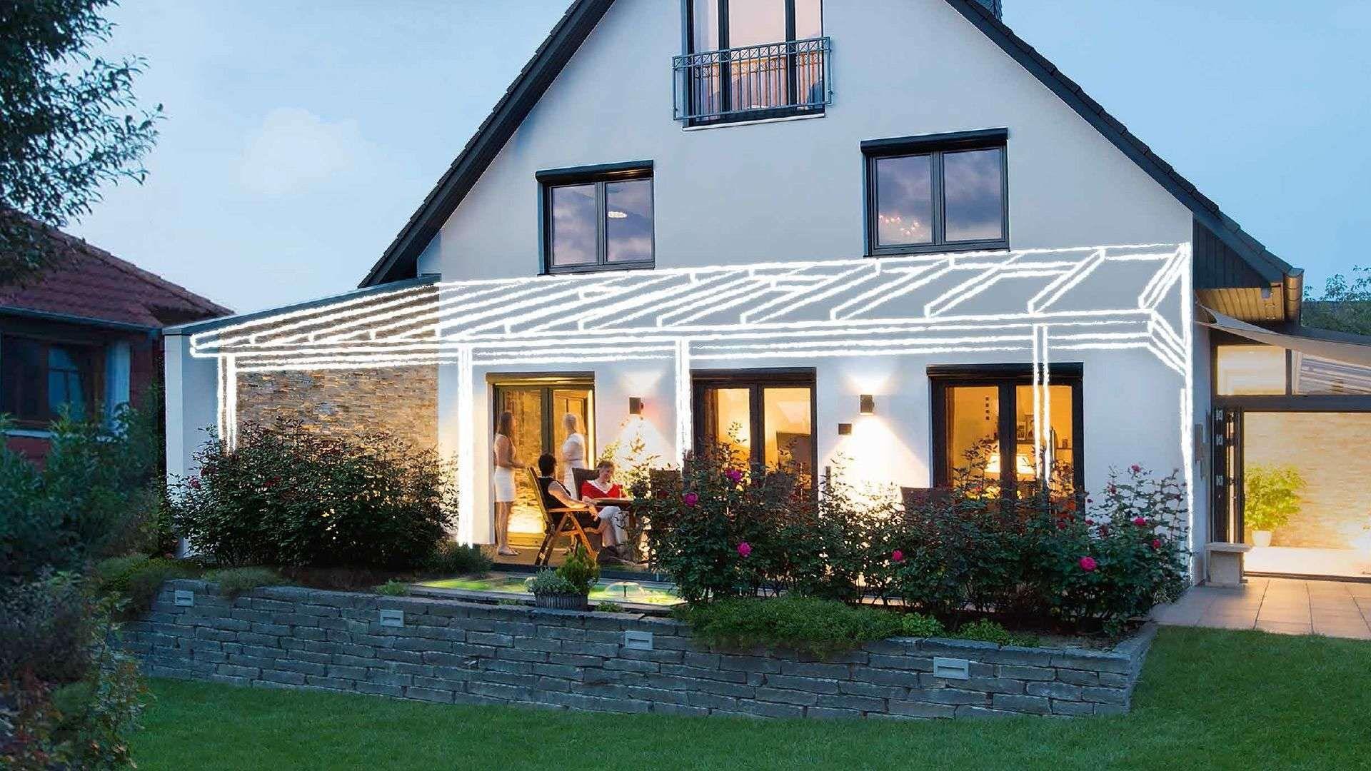 Solarlux Wohnfühlen - offen für Neues