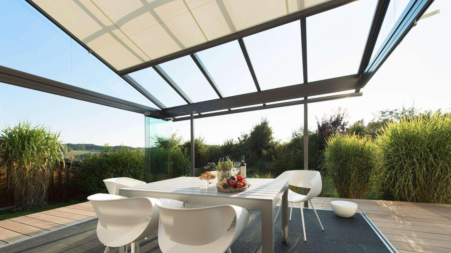 TERRASSENÜBERDACHUNG - Sommergarantie auf Ihrer Terrasse