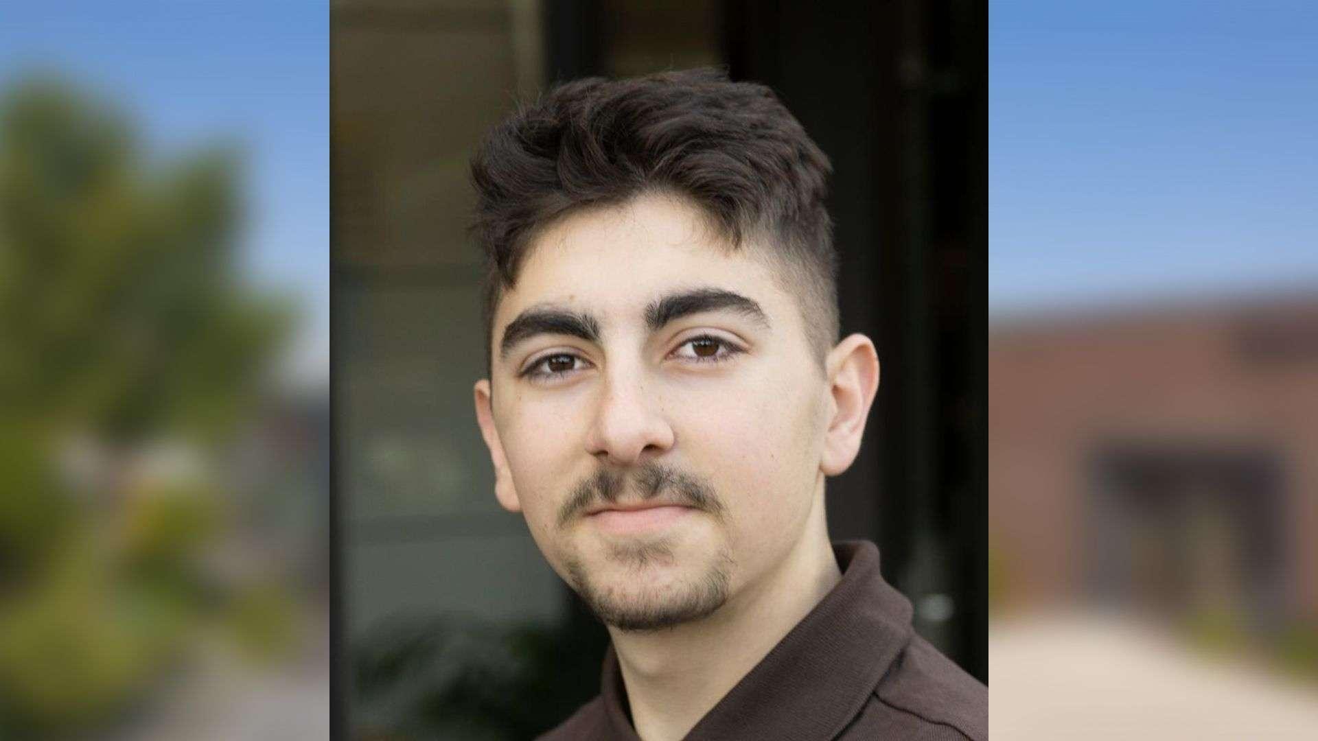 Portrait von Azat Salcan