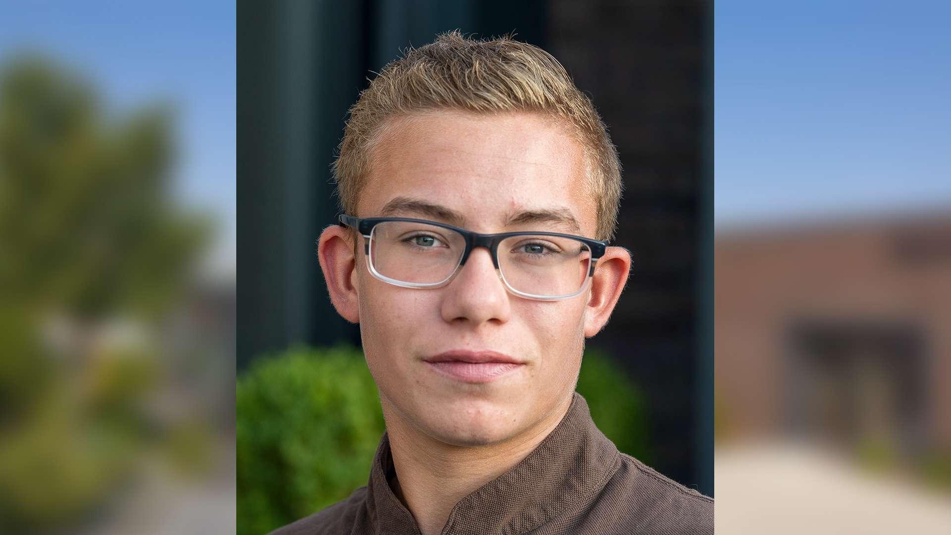 Portrait von Justin Bölke