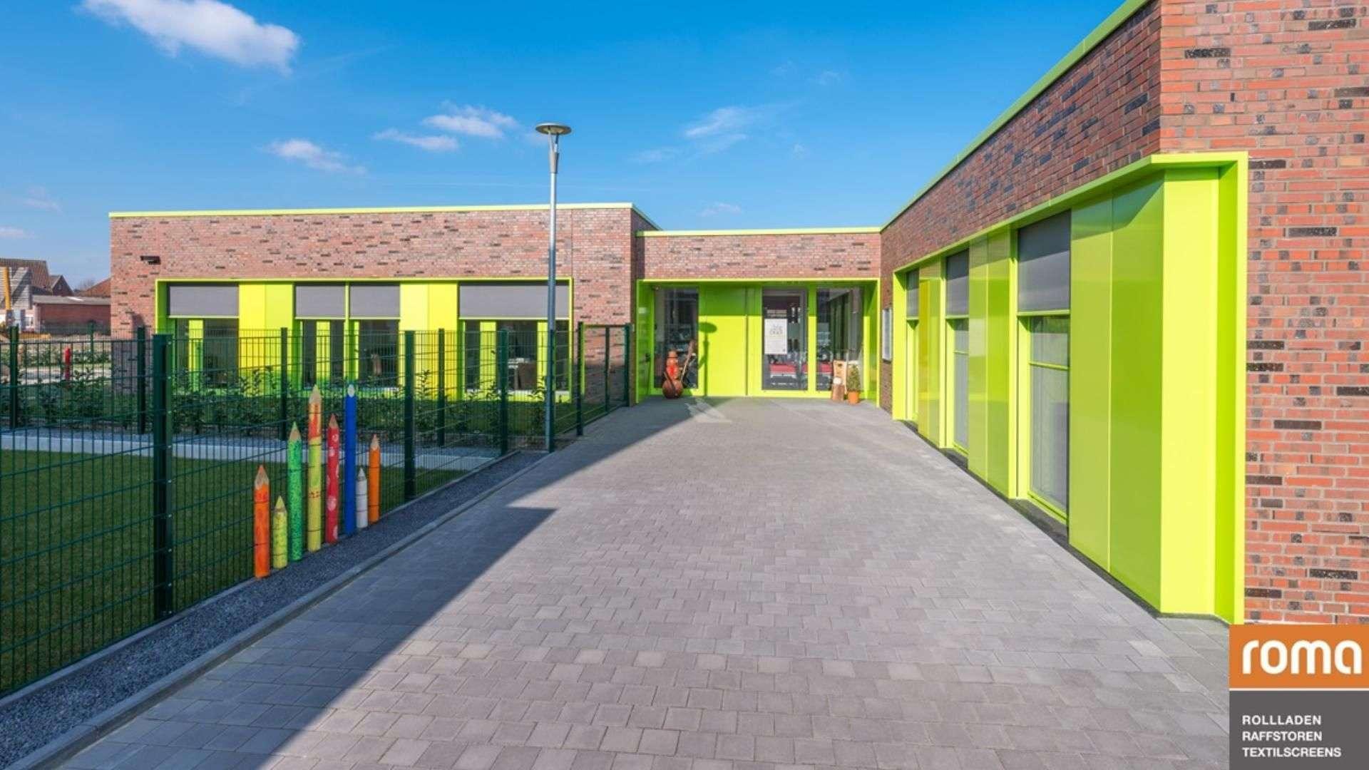 Wessendorf Kindergarten St. Marien, Alstätte1